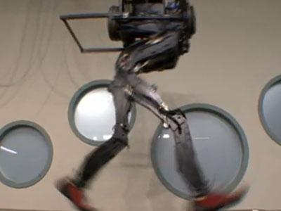 Робот от Boston Dynamics по имени PETMAN