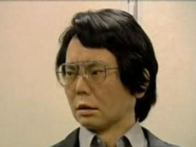 Робот Geminoid Профессор Хироси Исигуро (Hiroshi Ishiguro)