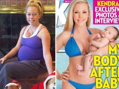 Убрать лишний вес при беременности