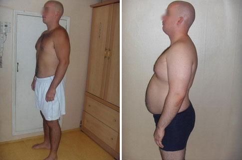 как похудеть и увеличить рост