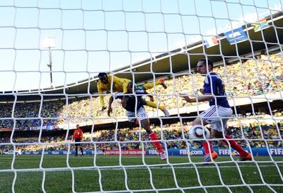 ЧМ-2010. Матч Франция-ЮАР
