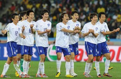 ЧМ-2010. Матч Нигерия-Южная Корея