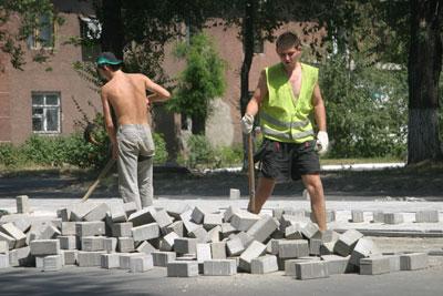 Работодатели Донецкой области не спешат облегчать условия труда своих подчиненных в связи с жарой