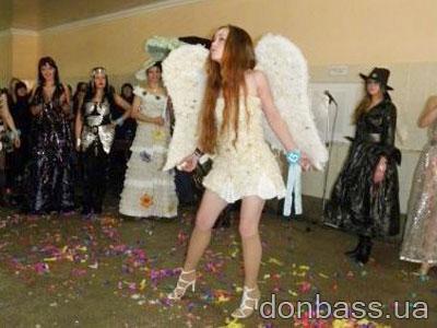 Падшие стремятся стать ангелами.