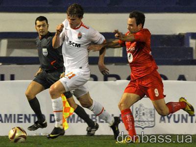Александр Гладкий «Кальмару» не забил,  но пенальти заработал.