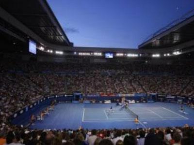 На стадион Australian Open пробрался вооруженный человек