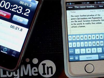 Побит рекорд самого быстрого sms (ВИДЕО)