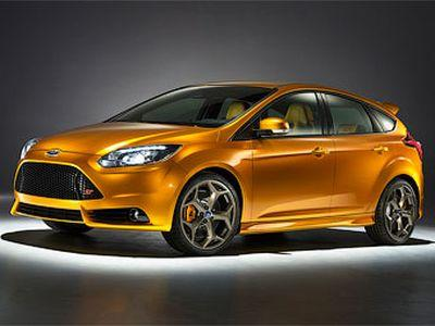Ford показал новый Focus ST (ФОТО)