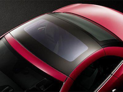 В новом Mercedes-Benz SLK будет крыша с регулируемым затемнением