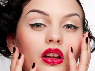 Томный сексуальный взгляд макияж