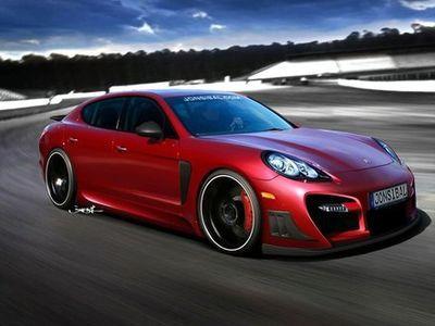 Porsche Panamera получит дизельную версию