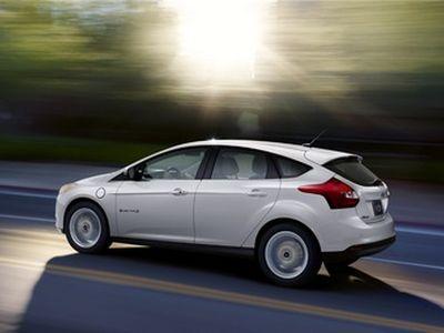 Ford показал свой первый электрокар (ФОТО)