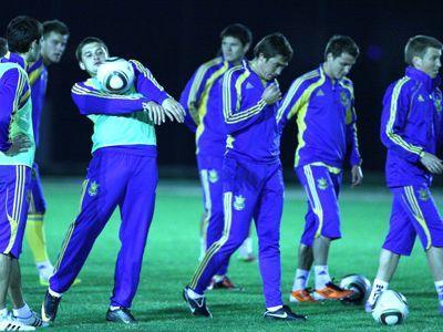 Украинцы сыграют со сборной Италии 29 марта