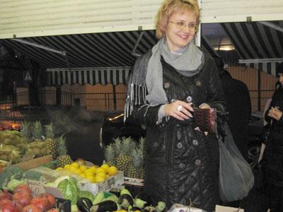 Дончанку Олесю Помозову обрадовала новость о том, что после окончания поста стоимость овощей упадет.
