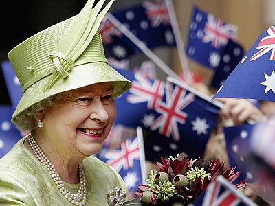 Сегодня британская королева отмечает 85-летие