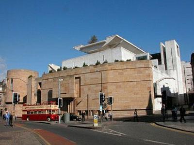 Национальный музей Шотландии открывается после грандиозной реконструкции