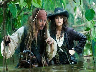 """""""Пираты Карибского моря 4"""" собрали в прокате миллиард"""