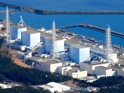 """АЭС """"Фукусима"""" до аварии."""