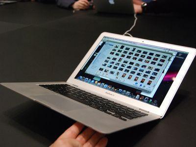 В новые Macbook Air вернут подсветку клавиатуры?