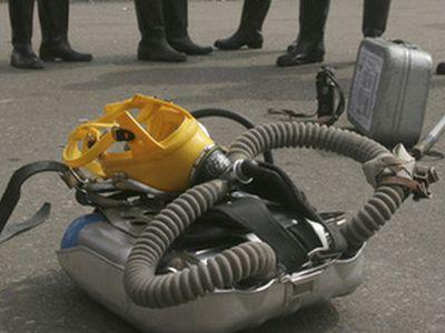 Падение ствола на шахте в Макеевке. Шесть человек погибли