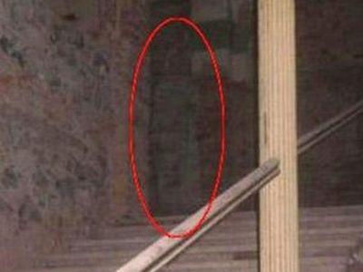 В музее Неаполя обнаружили девочку-призрака