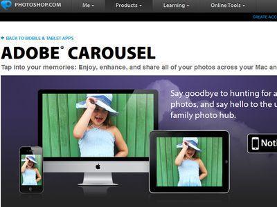 """Adobe порадовала пользователей """"яблочной"""" техники новым приложением"""