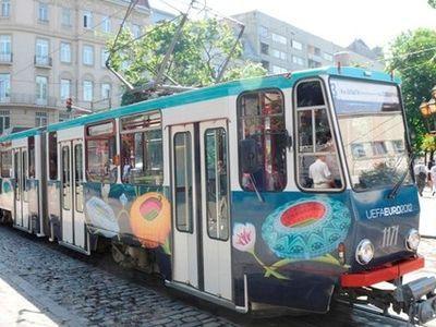 В Киеве запустят легкие трамваи с кондиционерами