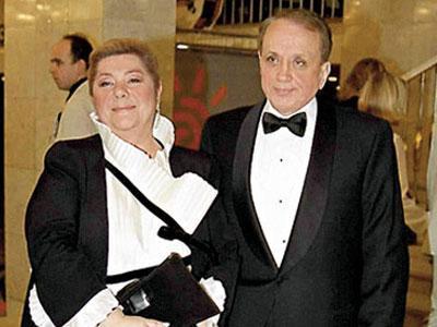 Даже с женой Светланой Александра Маслякова свел КВН.