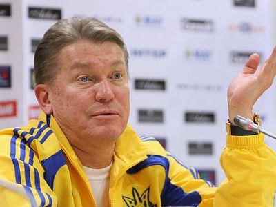 Блохин: Я считаю Англию одним из фаворитов Евро