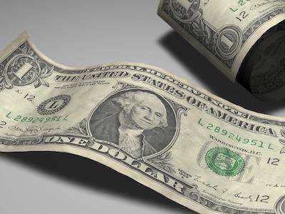 Расчет среднего курса доллара