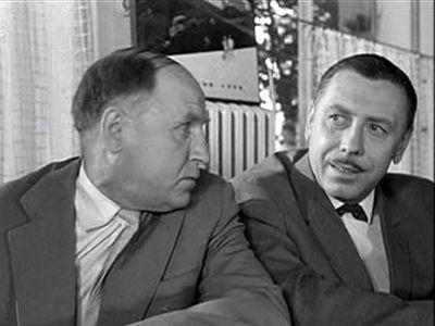 Николай Парфенов в фильмах: «Дайте жалобную книгу» (1965)