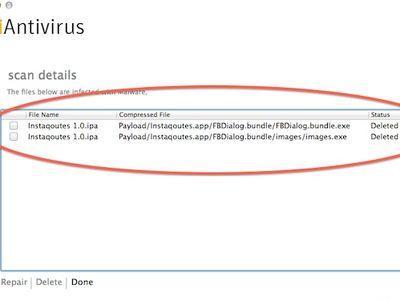 В приложении для iPhone найден Windows-червь