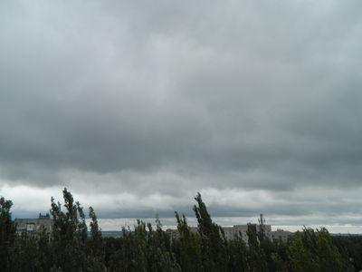 Над востоком Украины пронесутся атмосферные фронты
