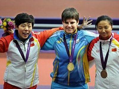 Украинку окончательно лишили золотой медали
