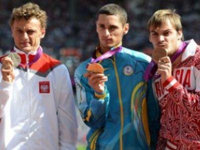 Наш Роман Павлик выиграл третью свою медаль, но первое золото в Лондоне.