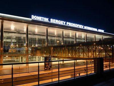 В Донецком аэропорту растет пассажиропоток