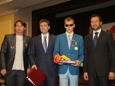 Донецкие олимпийцы и паралимпийцы получат премии