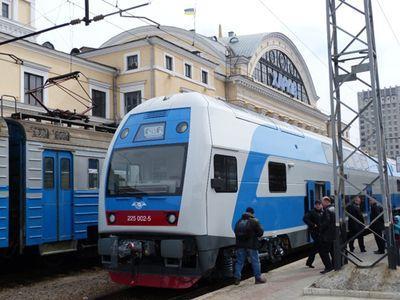 """Укрзализниця сняла поезд Skoda с маршрута """"Донецк-Мариуполь"""""""