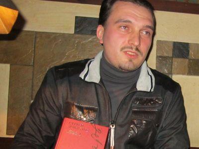 Владимир Улахович - журналистам нашей газеты: «Моё любимое произведение - «Компромисс» Сергея Довлатова».