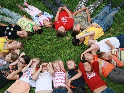 Два детских лагеря стали лучшими в Донецкой области
