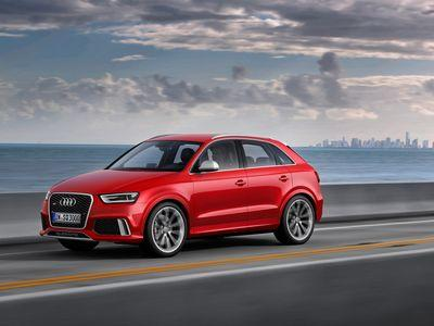 """Audi """"зарядила"""" кроссовер RS Q3 (ФОТО)"""