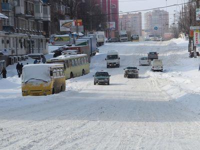 В Киеве работают меньше половины троллейбусных маршрутов