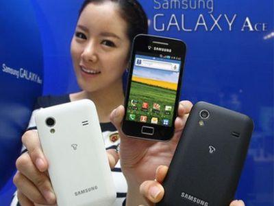 Samsung выпустила новый Galaxy Ace 3