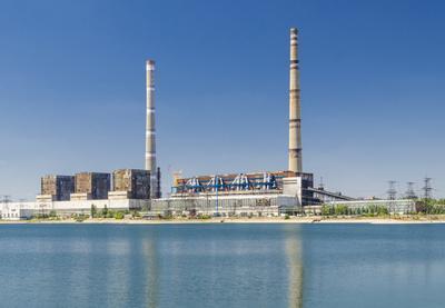 Как восстанавливают Углегорскую ТЭС (ФОТО)
