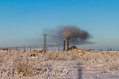 котельная на угле экология