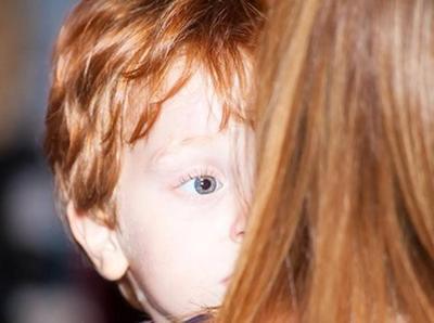 Трёхлетний Кирилл Канариков, которого убил родной отец.