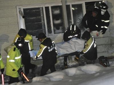 Смертельная вечеринка: из-под завалов рухнувшего здания достают студентов