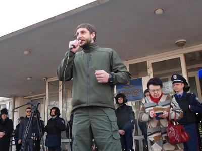 Самопровозглашённый мэр пообещал жителям Мариуполя отстоять их интересы