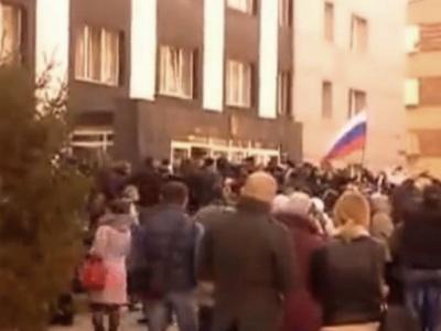 """В Мариуполе """"шьют дело"""" о захвате прокуратуры (ВИДЕО)"""