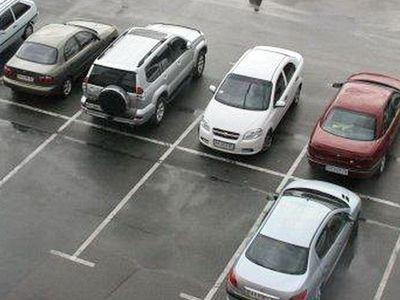 В Донецке отменили плату за парковку